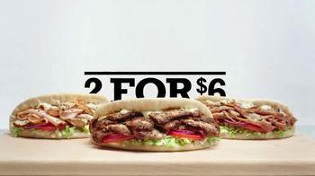 Arby's 2 for $6 Gyros TV Spot, 'Pronunciation Problems' - Thumbnail 2