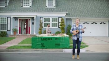 Waste Management Bagster Bag TV Spot, 'Ukelele Song' - Thumbnail 6
