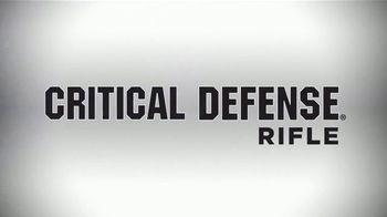 Hornady Critical Defense Rifle TV Spot, 'Home Intruder' - Thumbnail 5