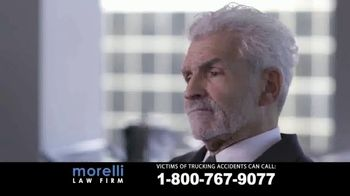 Morelli Law Firm TV Spot, 'Commercial Trucking Accidents' - Thumbnail 3