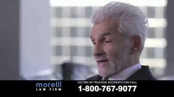 Morelli Law Firm TV Spot, 'Commercial Trucking Accidents' - Thumbnail 5