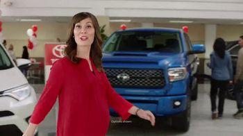 Toyota Ready Set Go! TV Spot, 'Toyota Safety Sense' [T2] - 2 commercial airings