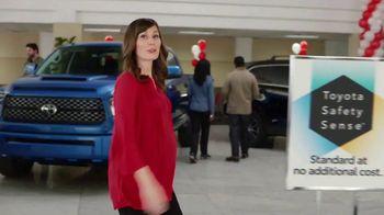 Toyota Ready Set Go! TV Spot, 'Toyota Safety Sense' [T2] - Thumbnail 3