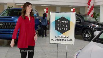 Toyota Ready Set Go! TV Spot, 'Toyota Safety Sense' [T2] - Thumbnail 4