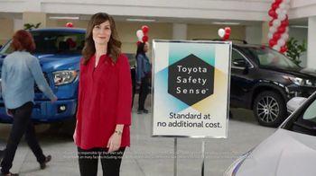 Toyota Ready Set Go! TV Spot, 'Toyota Safety Sense' [T2] - Thumbnail 5