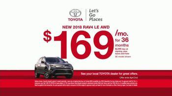Toyota Ready Set Go! TV Spot, 'Toyota Safety Sense' [T2] - Thumbnail 6