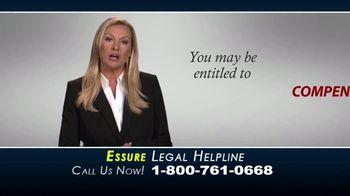 Bailey & Glasser LLP TV Spot, 'Essure Legal Helpline' - Thumbnail 2