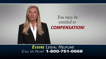 Bailey & Glasser LLP TV Spot, 'Essure Legal Helpline' - Thumbnail 3