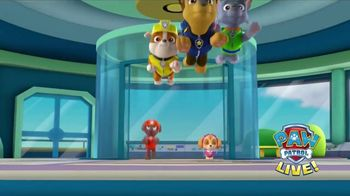 PAW Patrol Live! TV Spot, '2018 Race to the Rescue: McCaw Hall' - Thumbnail 7
