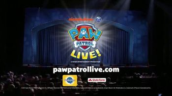 PAW Patrol Live! TV Spot, '2018 Race to the Rescue: McCaw Hall' - Thumbnail 8