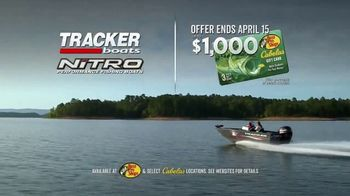Bass Pro Shops TV Spot, 'Gift Card and Tracker Boats' - Thumbnail 7