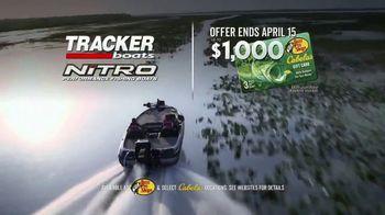 Bass Pro Shops TV Spot, 'Gift Card and Tracker Boats' - Thumbnail 8