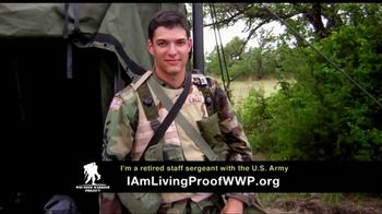 Wounded Warrior Project TV Spot, 'Living Proof: Mark Lalli' - Thumbnail 1