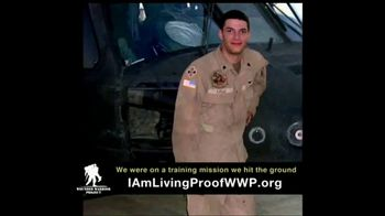 Wounded Warrior Project TV Spot, 'Living Proof: Mark Lalli' - Thumbnail 2