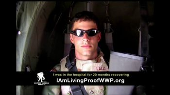 Wounded Warrior Project TV Spot, \'Living Proof: Mark Lalli\'