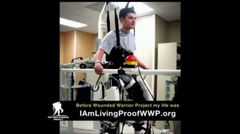 Wounded Warrior Project TV Spot, 'Living Proof: Mark Lalli' - Thumbnail 4