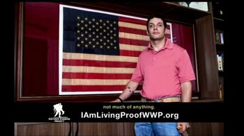 Wounded Warrior Project TV Spot, 'Living Proof: Mark Lalli' - Thumbnail 5