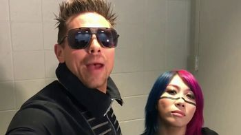 Facebook Watch TV Spot, 'WWE Mixed Match Challenge: Asuk vs. Charlotte' - Thumbnail 5