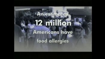 Food Allergy & Anaphylaxis Network TV Spot, 'Respect Every Bite' - Thumbnail 3