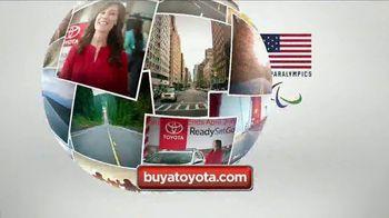 Toyota Ready Set Go! TV Spot, 'Banner: Corolla' [T2] - Thumbnail 7