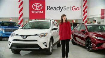 Toyota Ready Set Go! TV Spot, 'Banner: Corolla' [T2] - Thumbnail 5