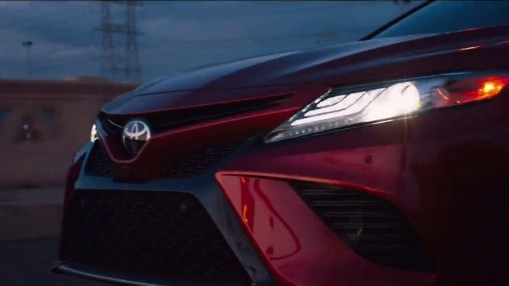 Toyota Camry Commercial Song >> 2018 Toyota Camry TV Commercial, 'Strut' Song by John Cena [T1] - iSpot.tv
