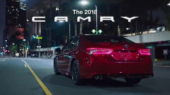 2018 Toyota Camry TV Spot, 'Strut' Song by John Cena [T1] - Thumbnail 10