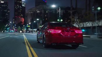 2018 Toyota Camry TV Spot, 'Strut' Song by John Cena [T1] - Thumbnail 9