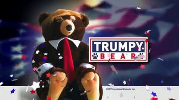 Trumpy Bear TV Spot, 'The Great American Grizzly' - 1664 commercial airings