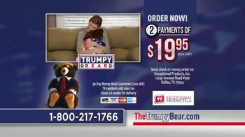 Trumpy Bear TV Spot, 'The Great American Grizzly' - Thumbnail 9