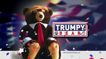 Trumpy Bear TV Spot, 'The Great American Grizzly' - 529 commercial airings