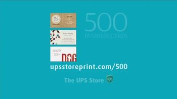 UPS TV Spot, 'That Place: Business Cards' - Thumbnail 8