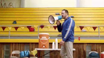 Degree Men MotionSense TV Spot, 'Clase de gimnasia' [Spanish] - 2564 commercial airings