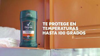 Degree Men MotionSense TV Spot, 'Clase de gimnasia' [Spanish] - Thumbnail 10