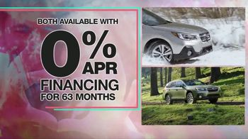 Subaru A Lot to Love Event TV Spot, 'Enjoy the Savings' - Thumbnail 9