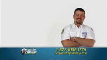 Benjamin Franklin Plumbing TV Spot, 'Punctual Plumber' - Thumbnail 1