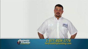 Benjamin Franklin Plumbing TV Spot, 'Punctual Plumber' - Thumbnail 4
