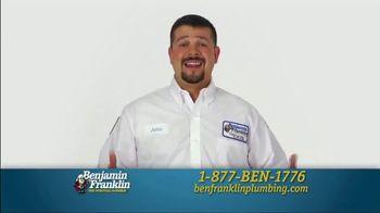 Benjamin Franklin Plumbing TV Spot, 'Punctual Plumber' - Thumbnail 5