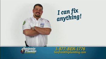 Benjamin Franklin Plumbing TV Spot, 'Punctual Plumber' - Thumbnail 6