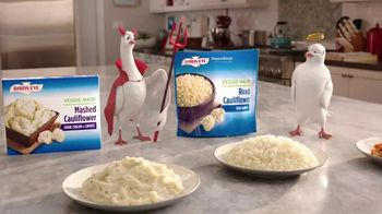 Birds Eye Steamfresh Veggie Made TV Spot, 'Grab a Fork'
