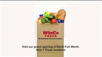WinCo Foods TV Spot, 'Doesn't Mean an Empty Wallet' - Thumbnail 9