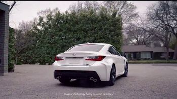 Lexus TV Spot, 'Genetic Select' [T1] - Thumbnail 9