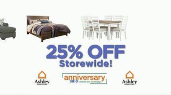 Ashley HomeStore Anniversary Sale TV Spot, 'TEMPUR-Pedic' - Thumbnail 1