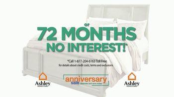 Ashley HomeStore Anniversary Sale TV Spot, 'TEMPUR-Pedic' - Thumbnail 2