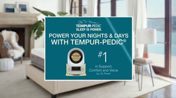 Ashley HomeStore Anniversary Sale TV Spot, 'TEMPUR-Pedic' - Thumbnail 3