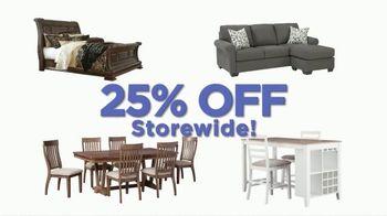 Ashley HomeStore Anniversary Sale TV Spot, 'TEMPUR-Pedic' - Thumbnail 4