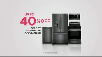 Frigidaire Blowout Sale TV Spot, 'Sarah's Birthday: 40 Percent Off' - Thumbnail 9