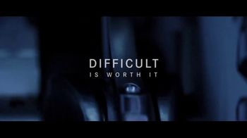 Mercedes-Benz TV Spot, 'Difficult Is Worth It' [T1]