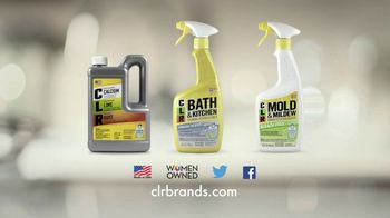 CLR Bath & Kitchen TV Spot, 'A Little Cleaner' - Thumbnail 10