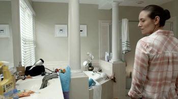 CLR Bath & Kitchen TV Spot, 'A Little Cleaner'